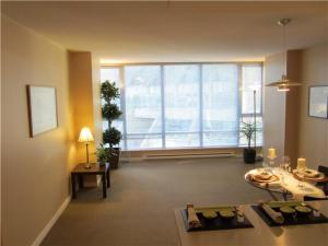 705 - 788 Hamilton Street Vancouver - TV Towers - TV Tower 1 - Living Room