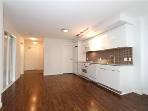 1611 - 788 Hamilton Street Vancouver - TV Towers - TV Tower 1 - Kitchen